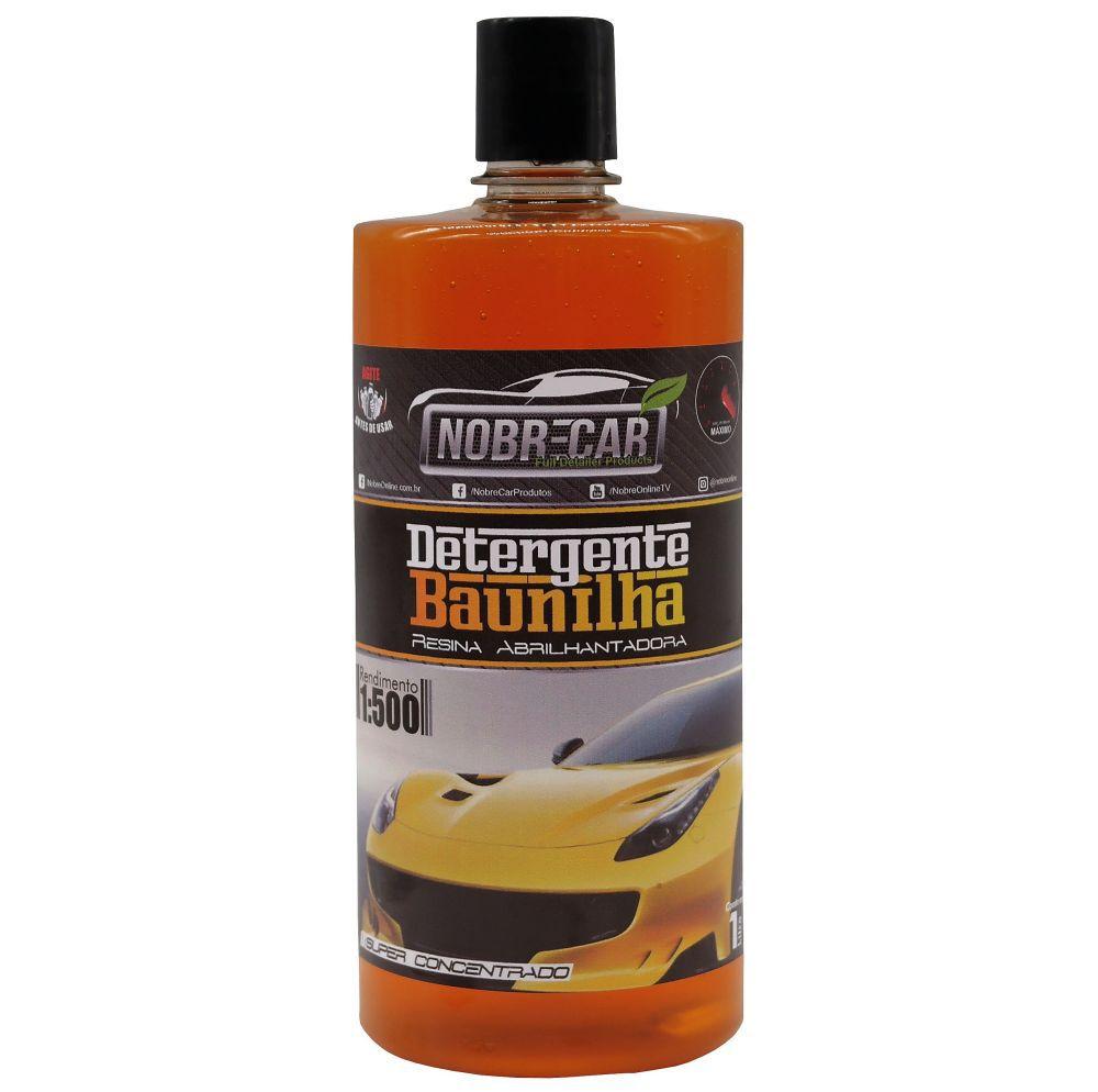 Detergente Baunilha 1-500 1 Litro Nobre Car