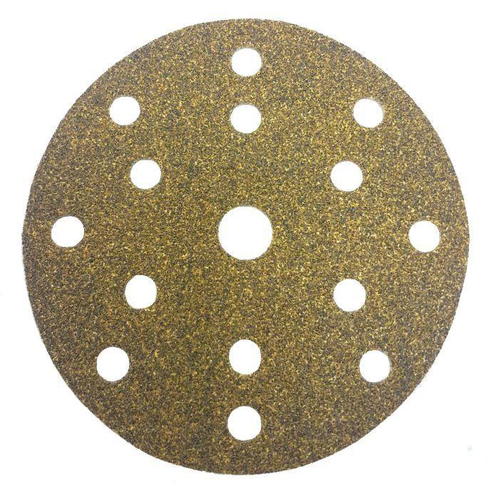 Disco de Lixa 6 pol Gova P60 Roberlo