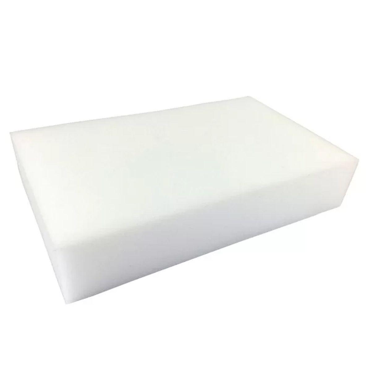 Esponja de Melamina Para Limpeza De Couro e Plásticos Mandala