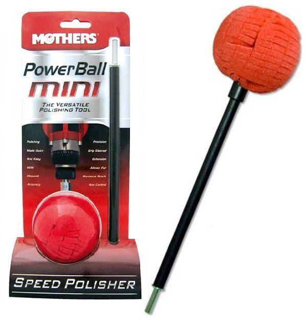 Espuma para Polimento de Metais Power Ball Mothers