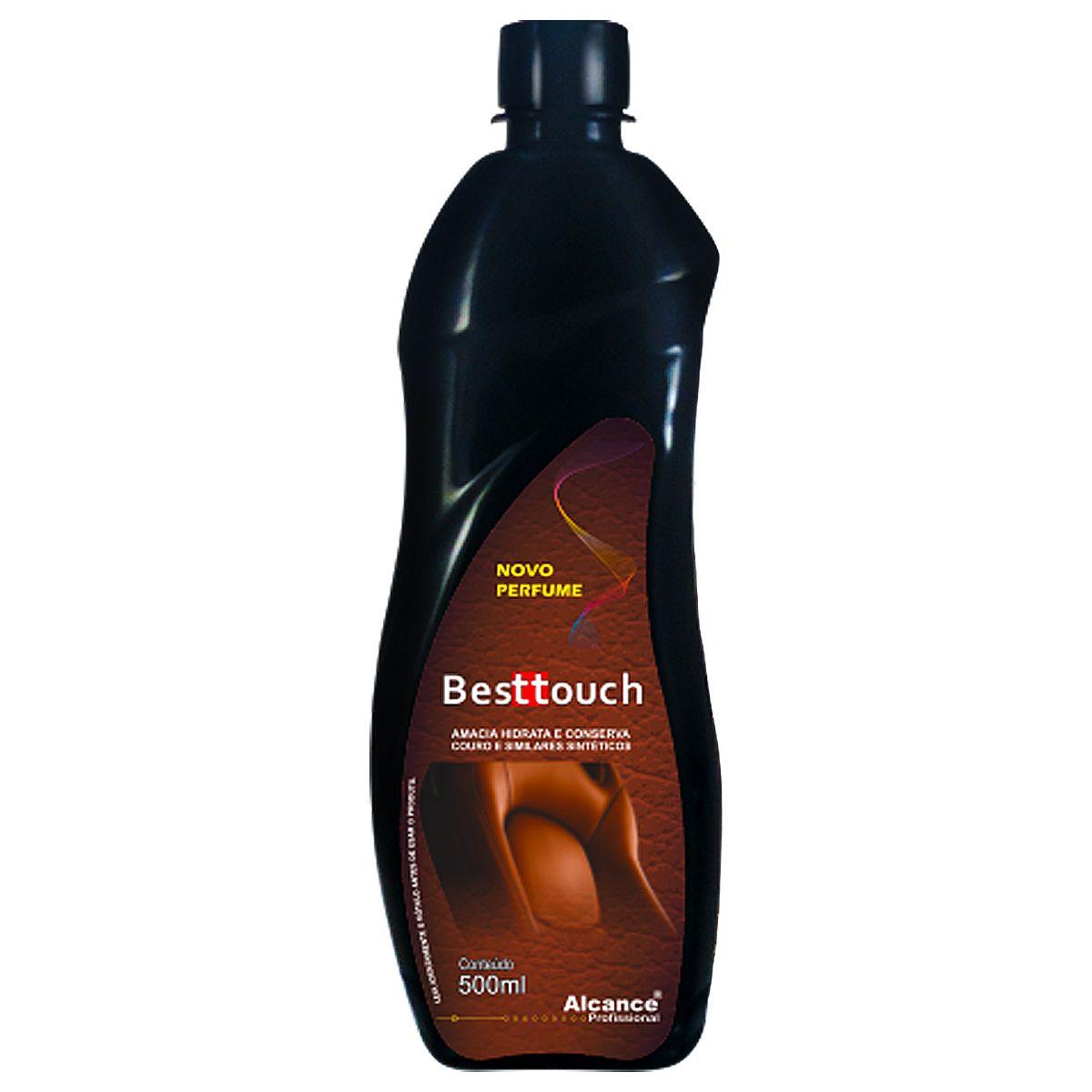 Hidratante de Couro Best Touch 500ml Alcance