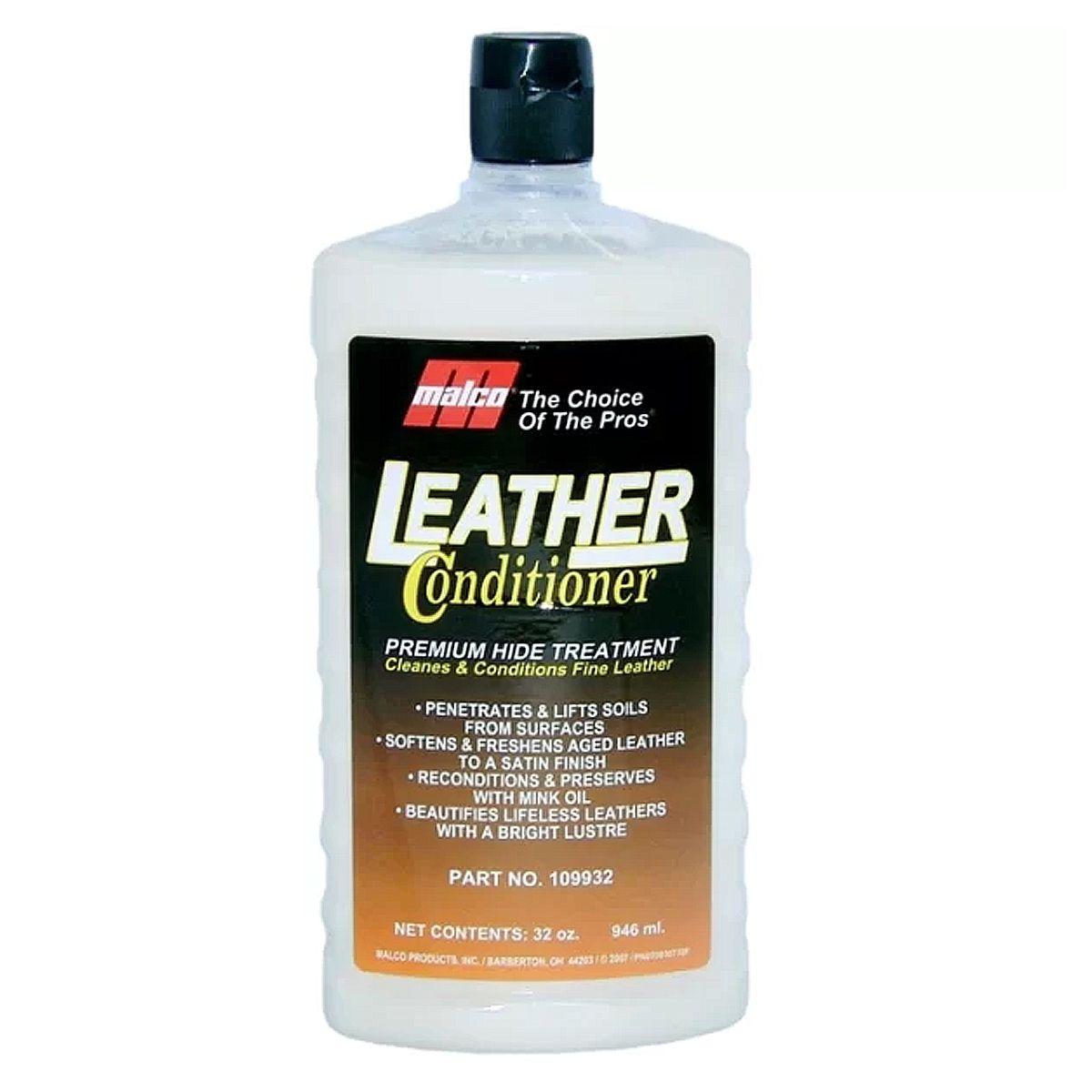 Hidratante de Couro Condicionador Leather Conditioner Malco 946ml