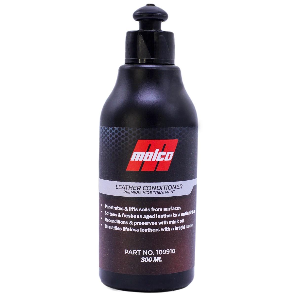 Hidratante de Couro Leather Conditioner 300ml Malco