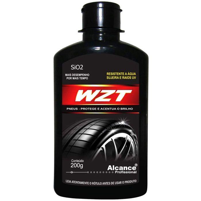 Hidratante de Pneus Wzt 200g Alcance
