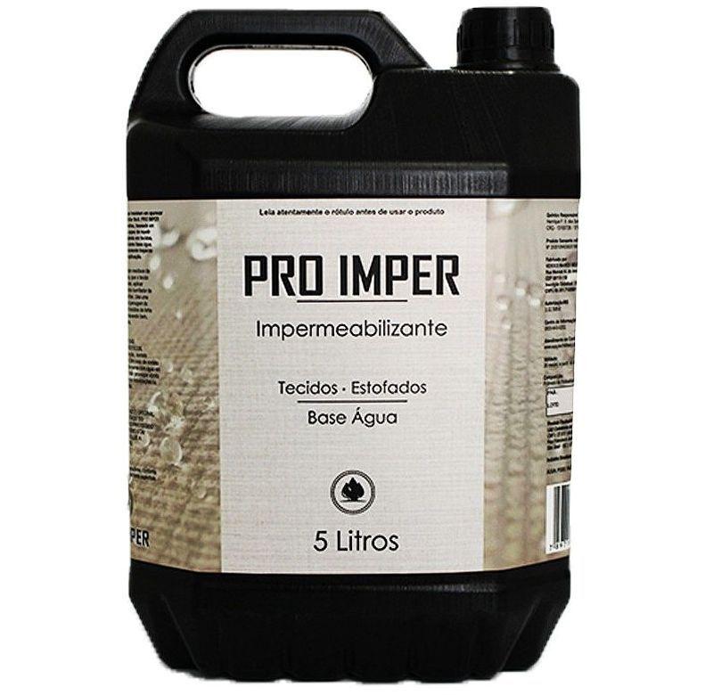 Impermeabilizante de Tecidos Pro Imper 5 Litros Easytech