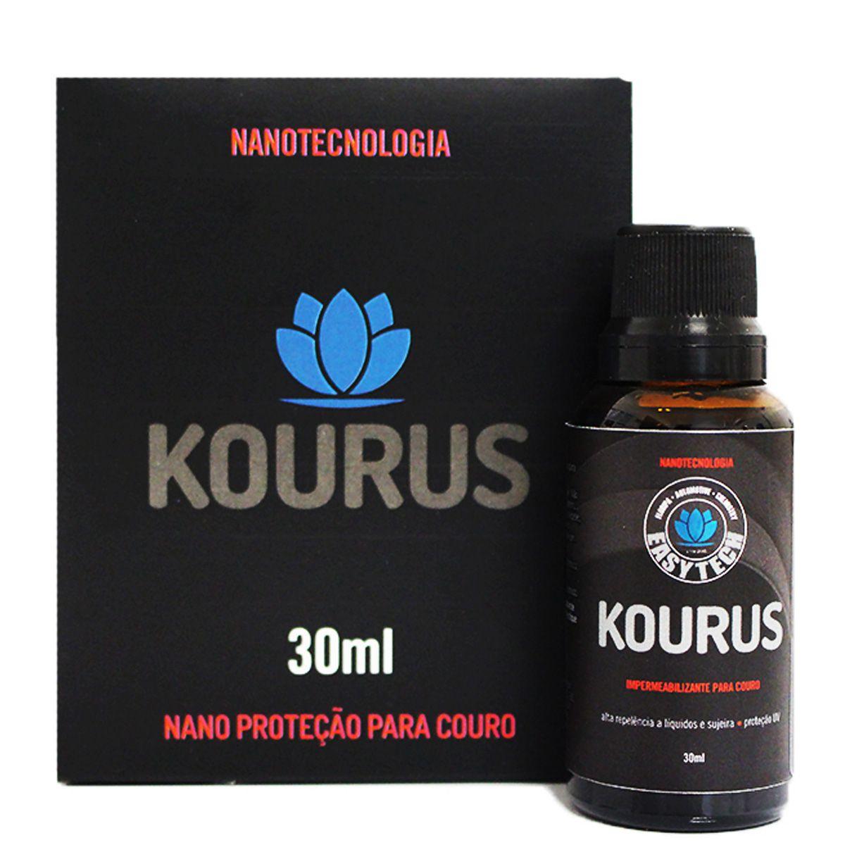 Impermeabilizante para Couro Kourus 30ml EasyTech