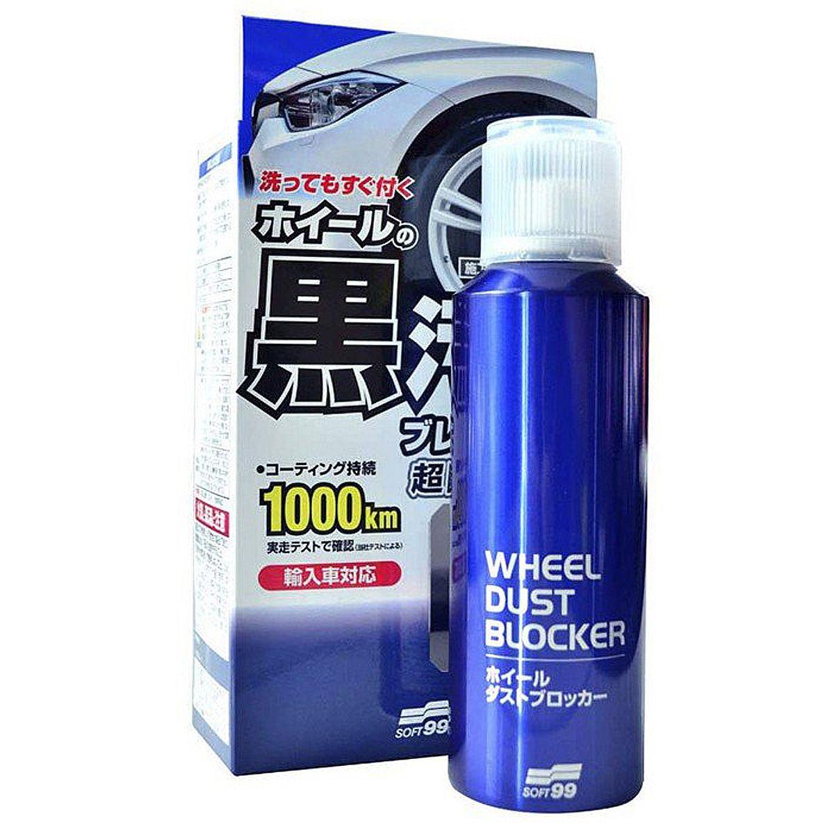 Impermeabilizante para Rodas Wheel Dust Bloquer 200ml Soft99