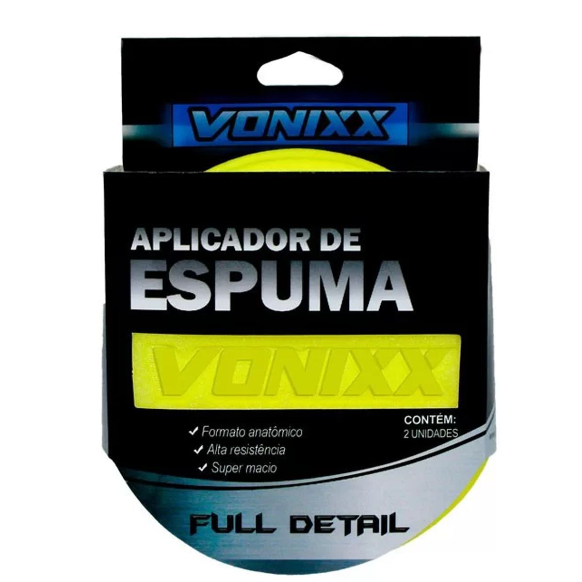 Kit Aplicador+Flanelas 60x40+Cera Wax Cleaner