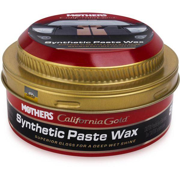 Kit Cera California Gold Synthetic+Massa de polir Maxi Corte