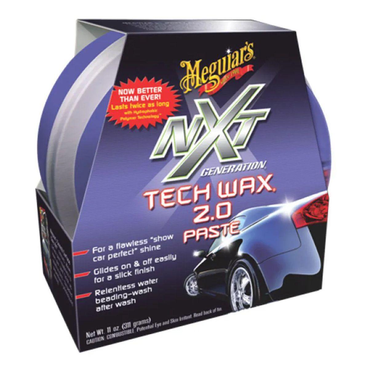 Kit Cera Nxt+Cera Cleaner Wax+2 Flanelas 60x40