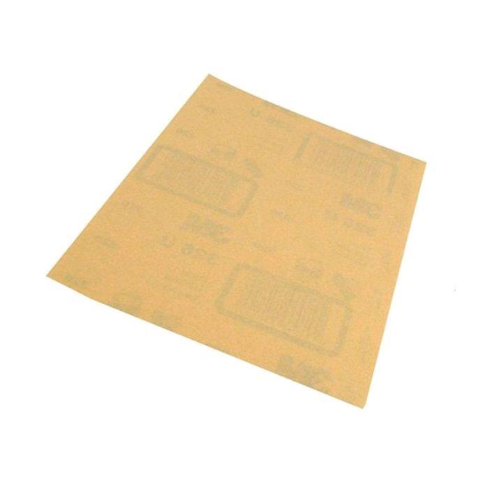 Kit com 100 Lixas a Seco P600 - 3M