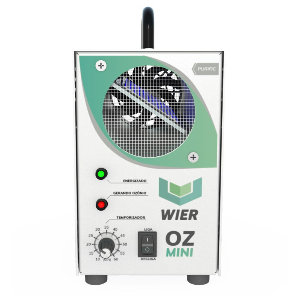 Kit Gerador Purific 10g+Luva+Aplicador+Hidratante De Couro