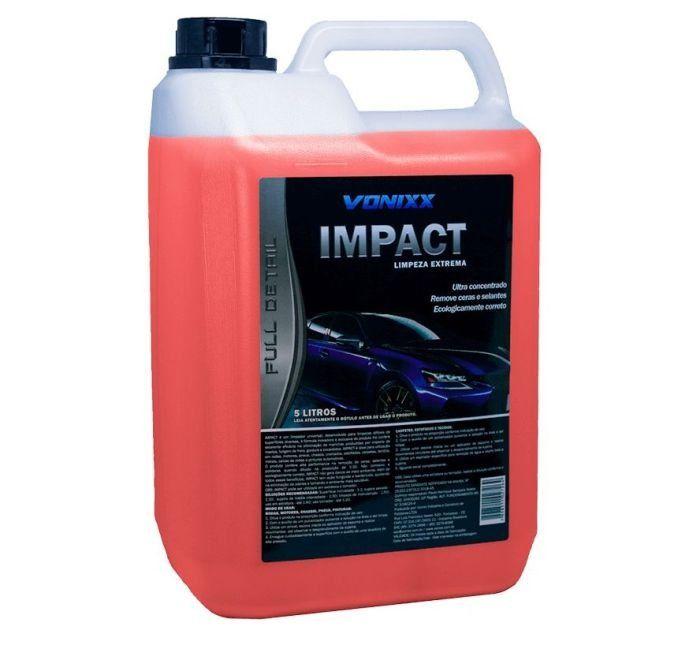 Kit Impact 5 Litros+Shampoo Melon 5 Litros