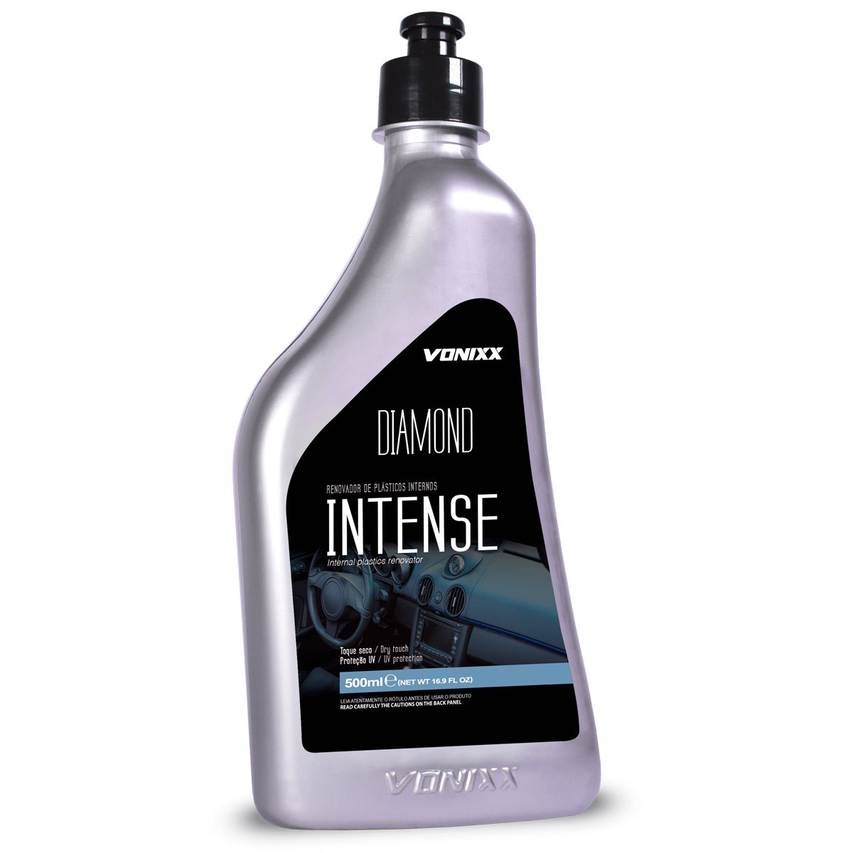 Kit Intense+Aromatizante+2 Lava Autos+Restaurax