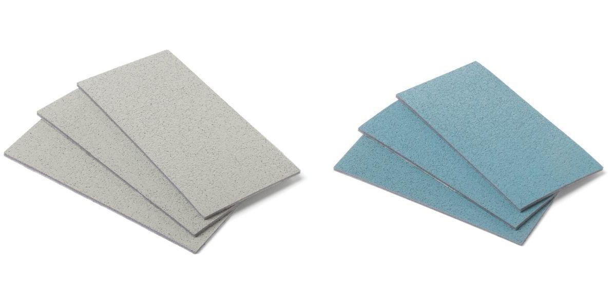 Kit Lixa Folha Trizact P3000+Lixa Folha Trizact P5000