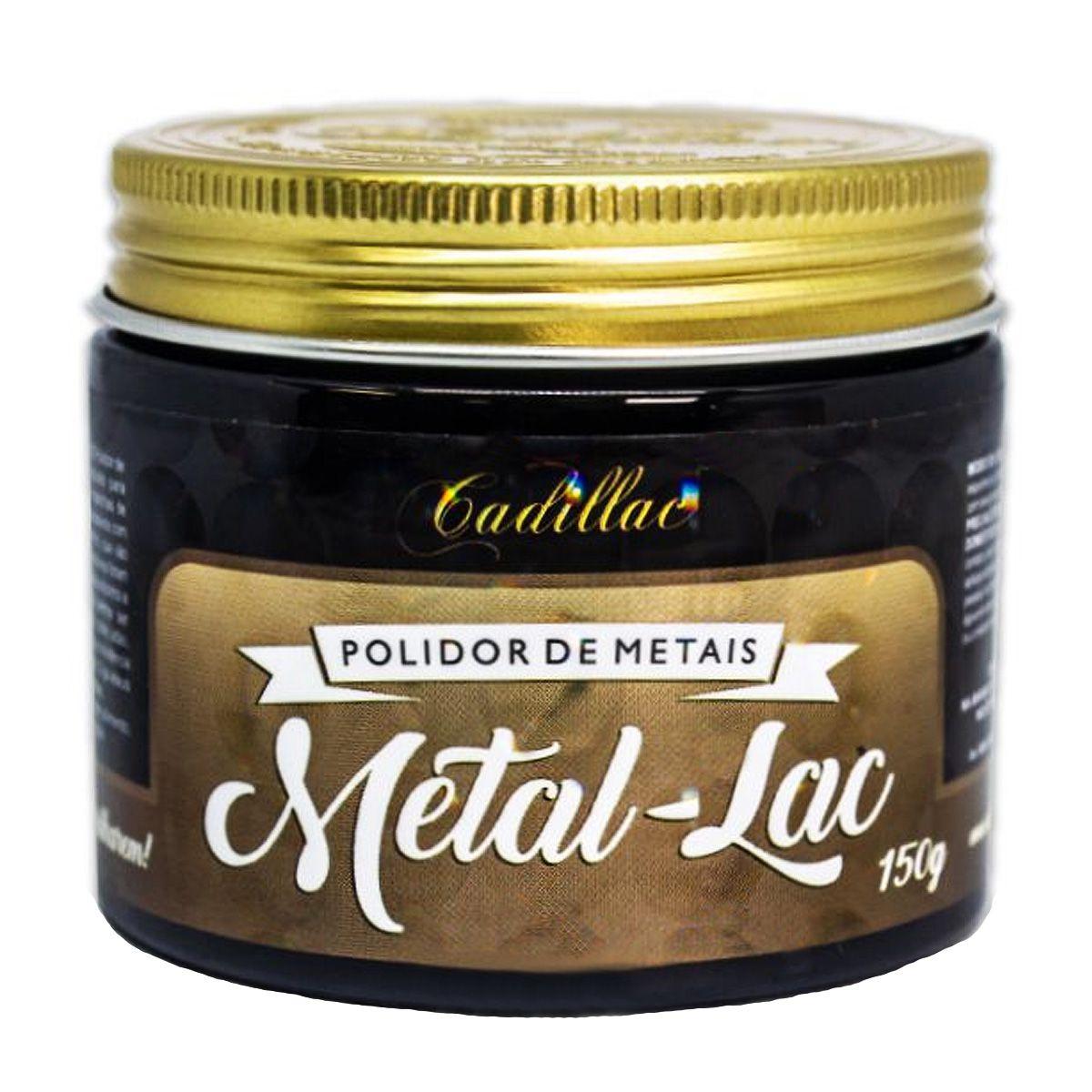 Kit Metal-Lac+Clay Bar+Petrol+Power Wash+Irontech+Esponja