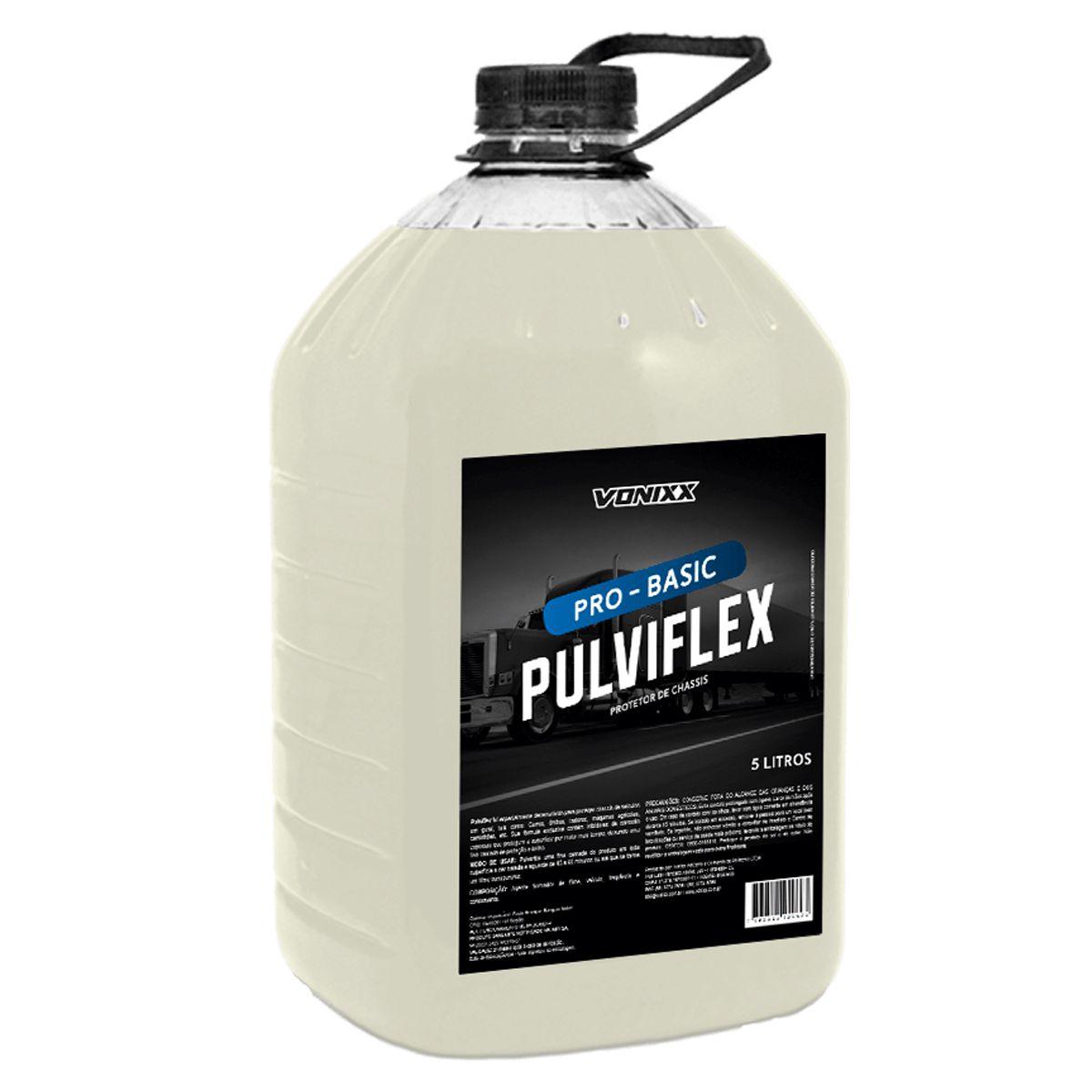 Kit Pulviflex+Verniz de Motor+Selante Revox Vonixx