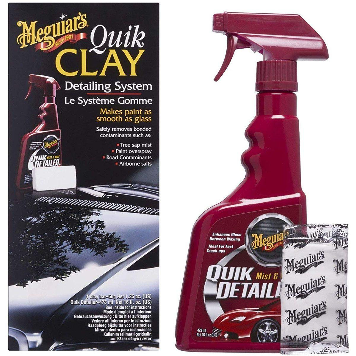Kit Quik Clay Meguiars G1116
