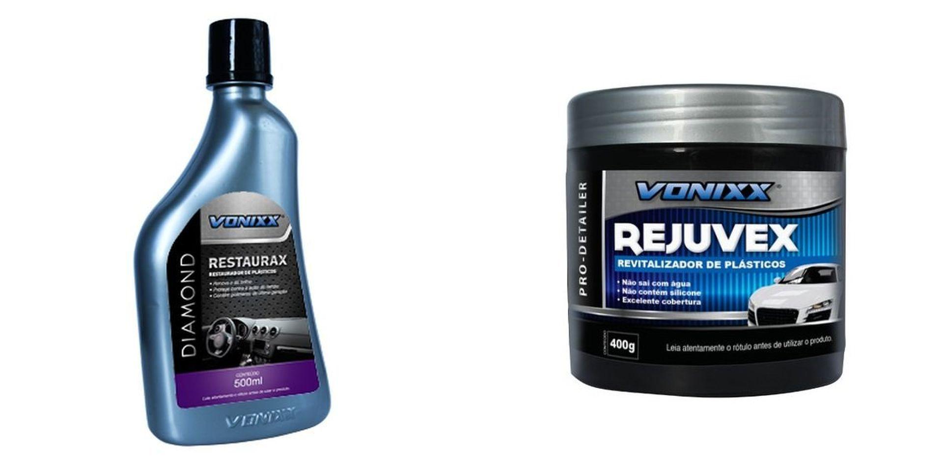 Kit Rejuvex + Restaurax Vonixx