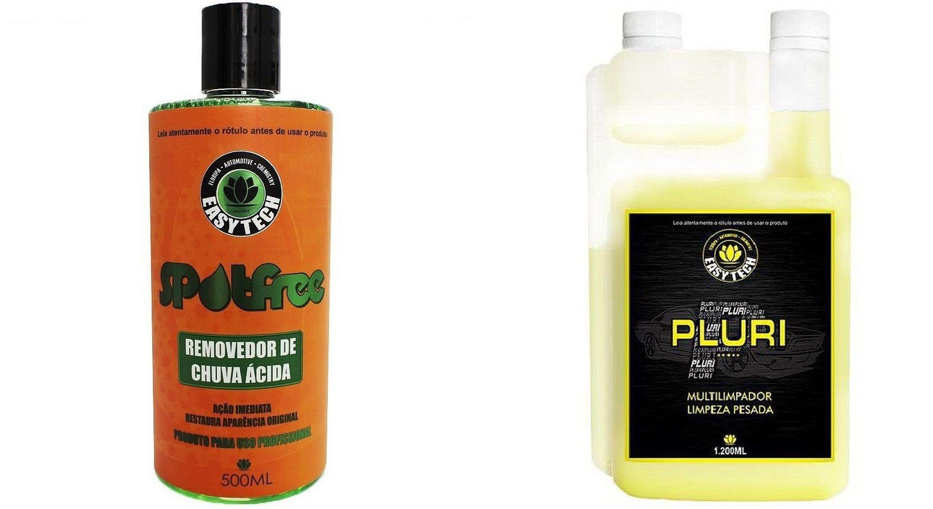 Kit Removedor de Chuva Acida Spotfree+ Apc 1-50 Pluri 1200