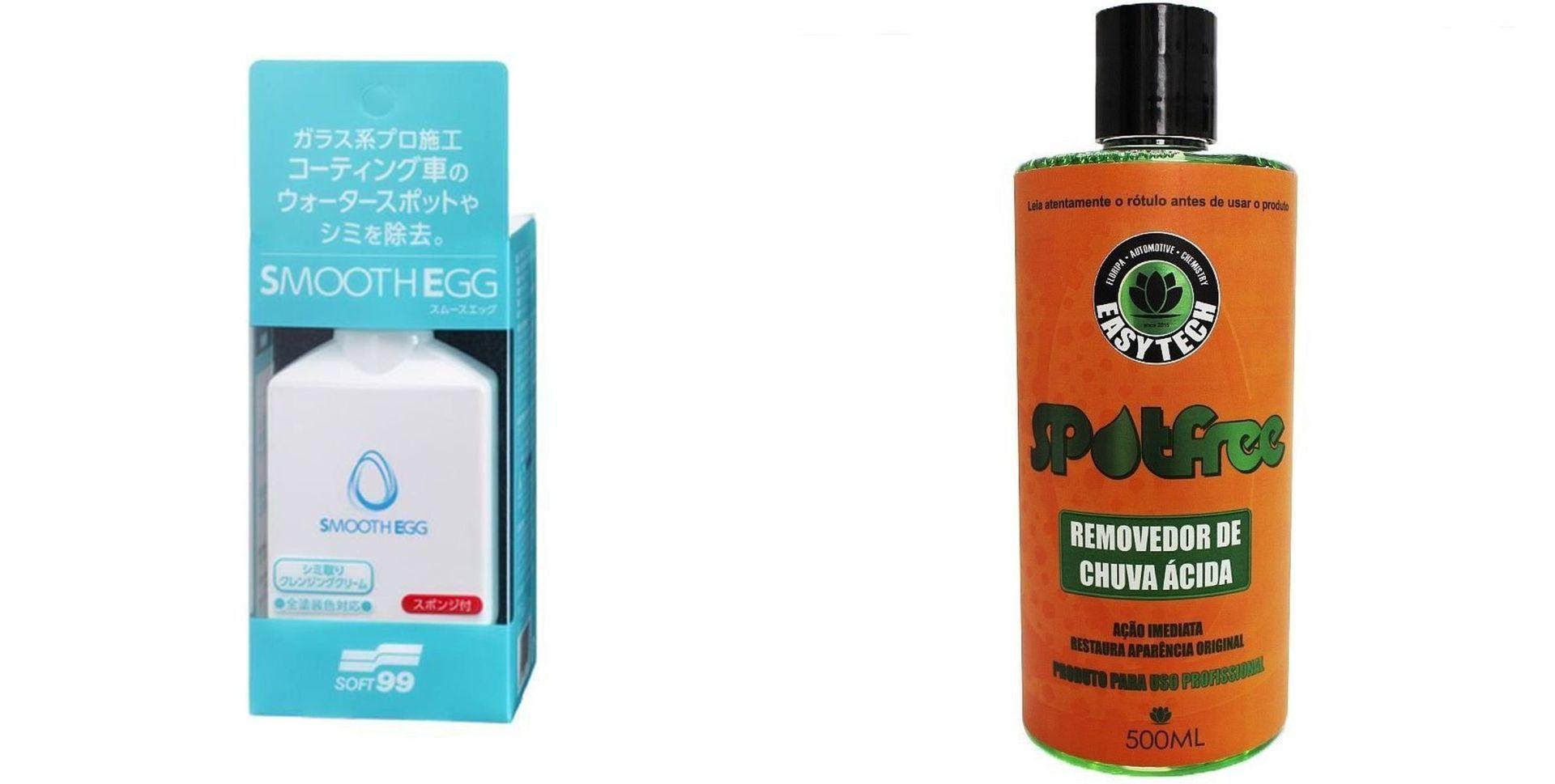 Kit Removedor Spotfree+ Removedor Smooth Egg Stain Removal