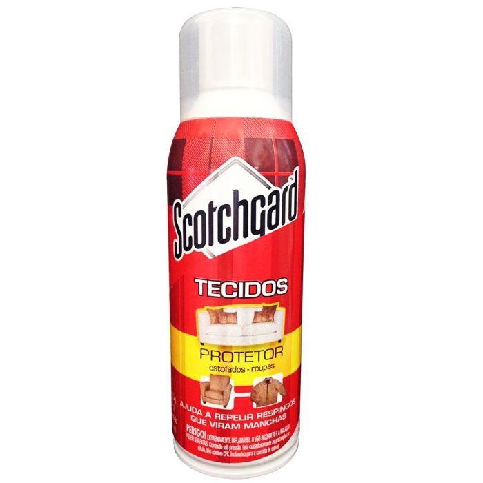 Kit Scotchgard Protetor De Tecidos 353ml Com 6 Unidades