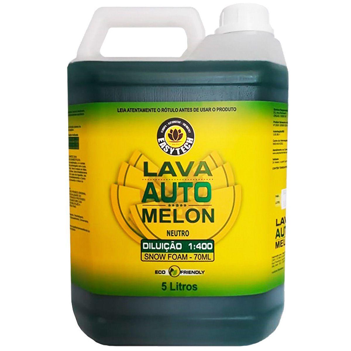 Kit Shampoo Melon+Irontech+Cera Triple+Pincéis 6 Uni.