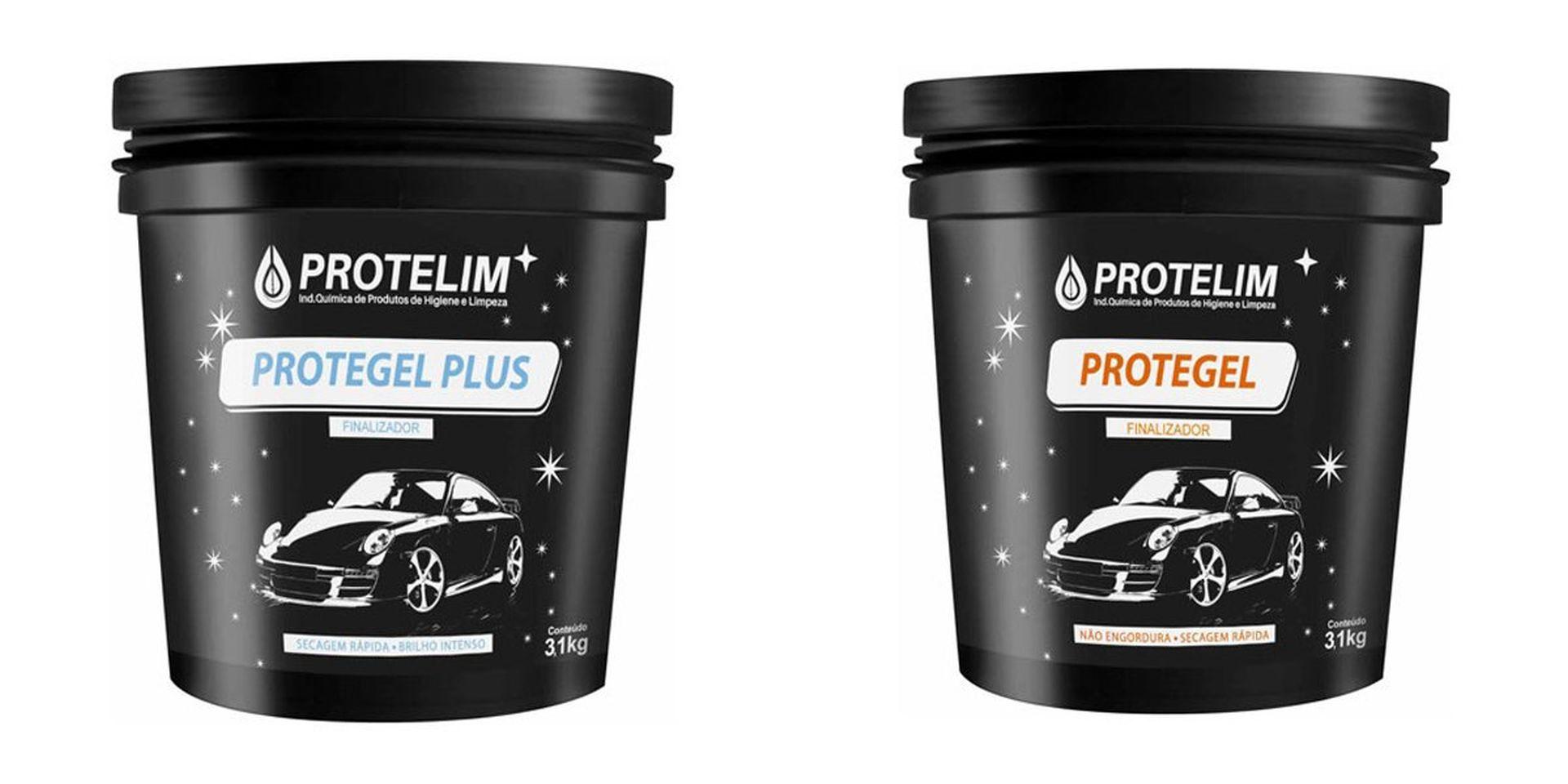 Kit Silicone Gel Protegel+ Silicone Gel Protegel Plus