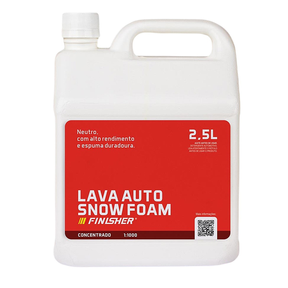 Lava Auto Snow Foam 2,5 Litros Finisher