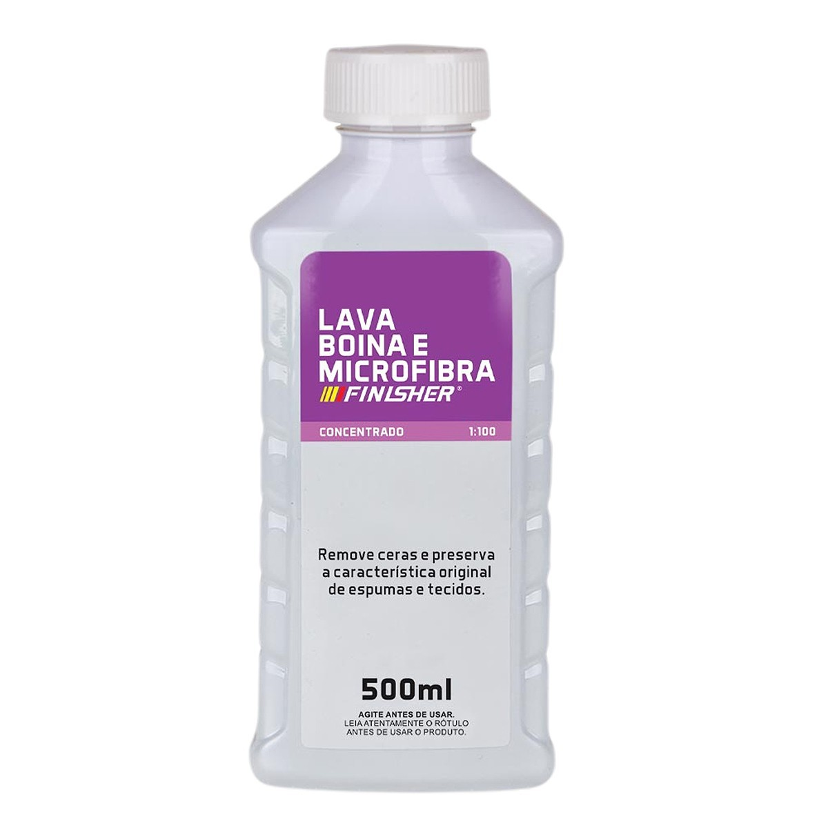 Lava Boinas e Microfibras 500ml Finisher