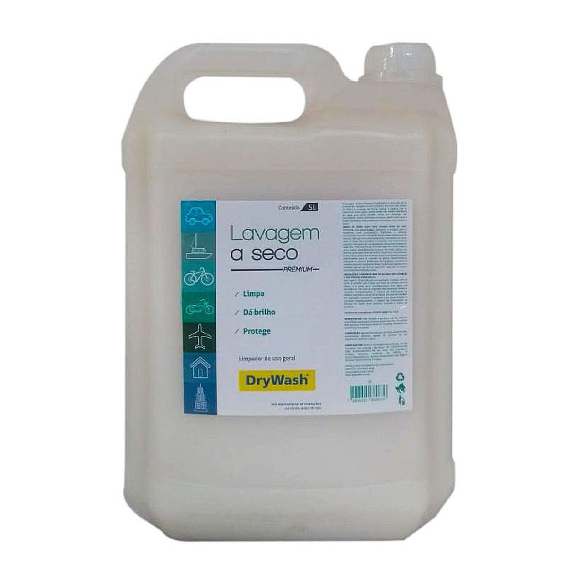 Lavagem a Seco Premium DryWash 5L