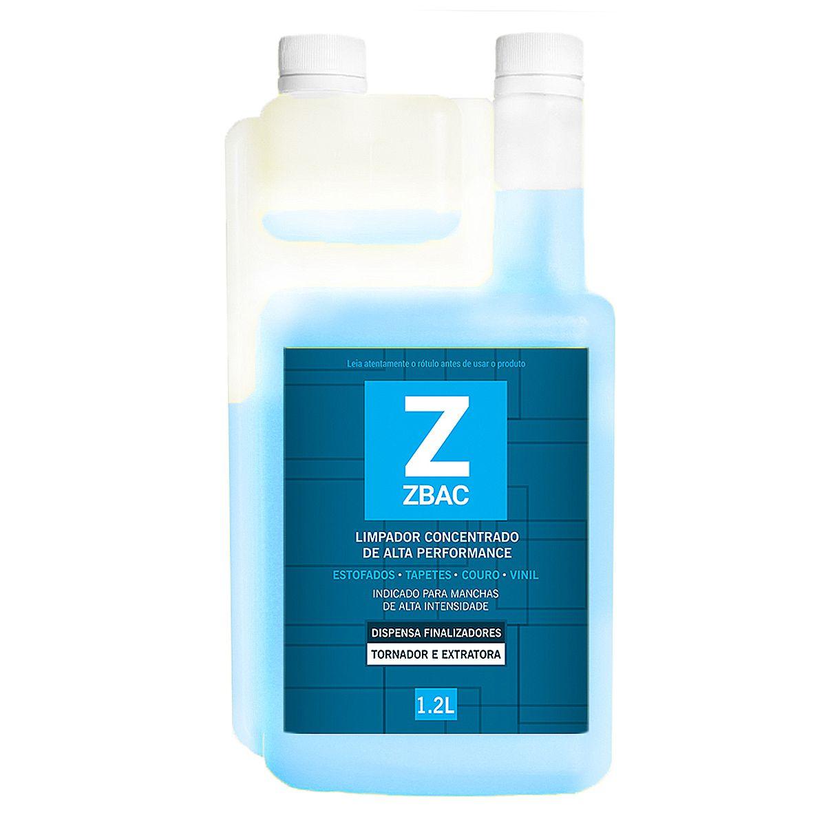Limpador Concentrado Zbac 1200ml EasyTech