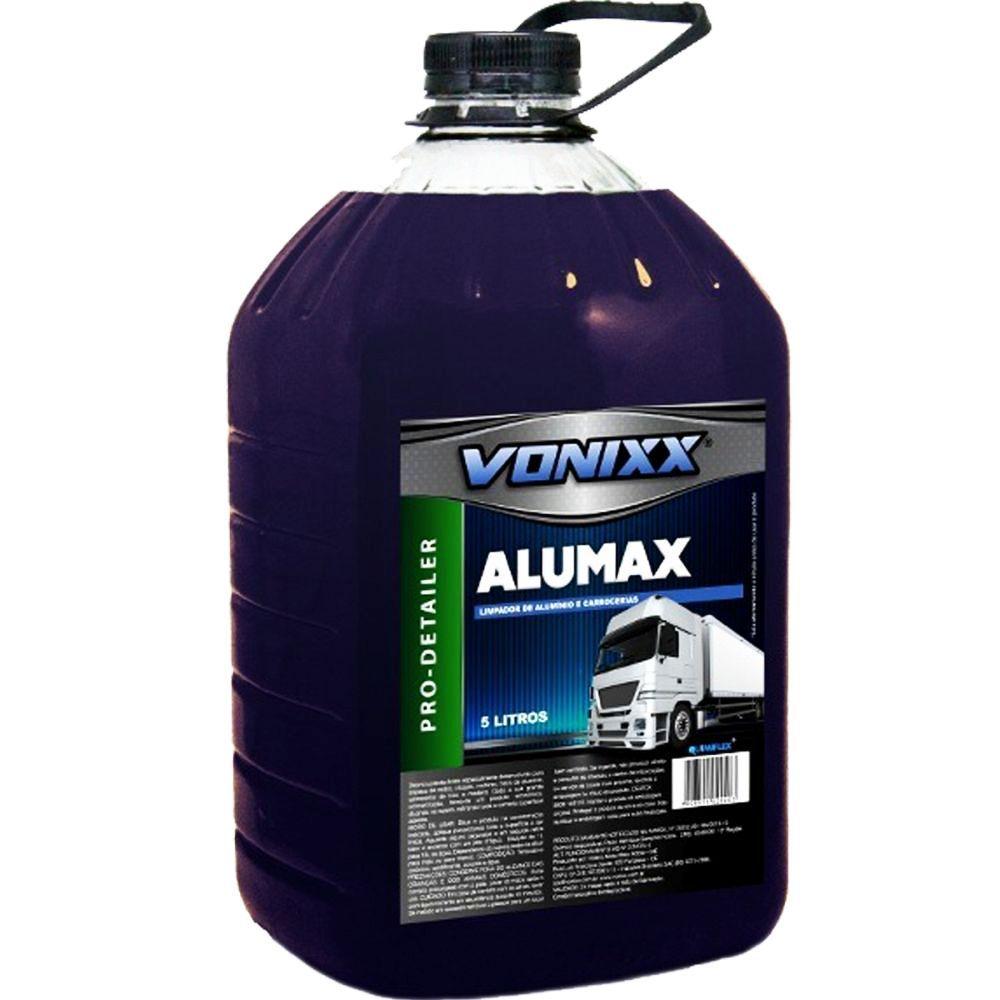 Limpador de Alumínio e Carrocerias Alumax 5 Litros Vonixx