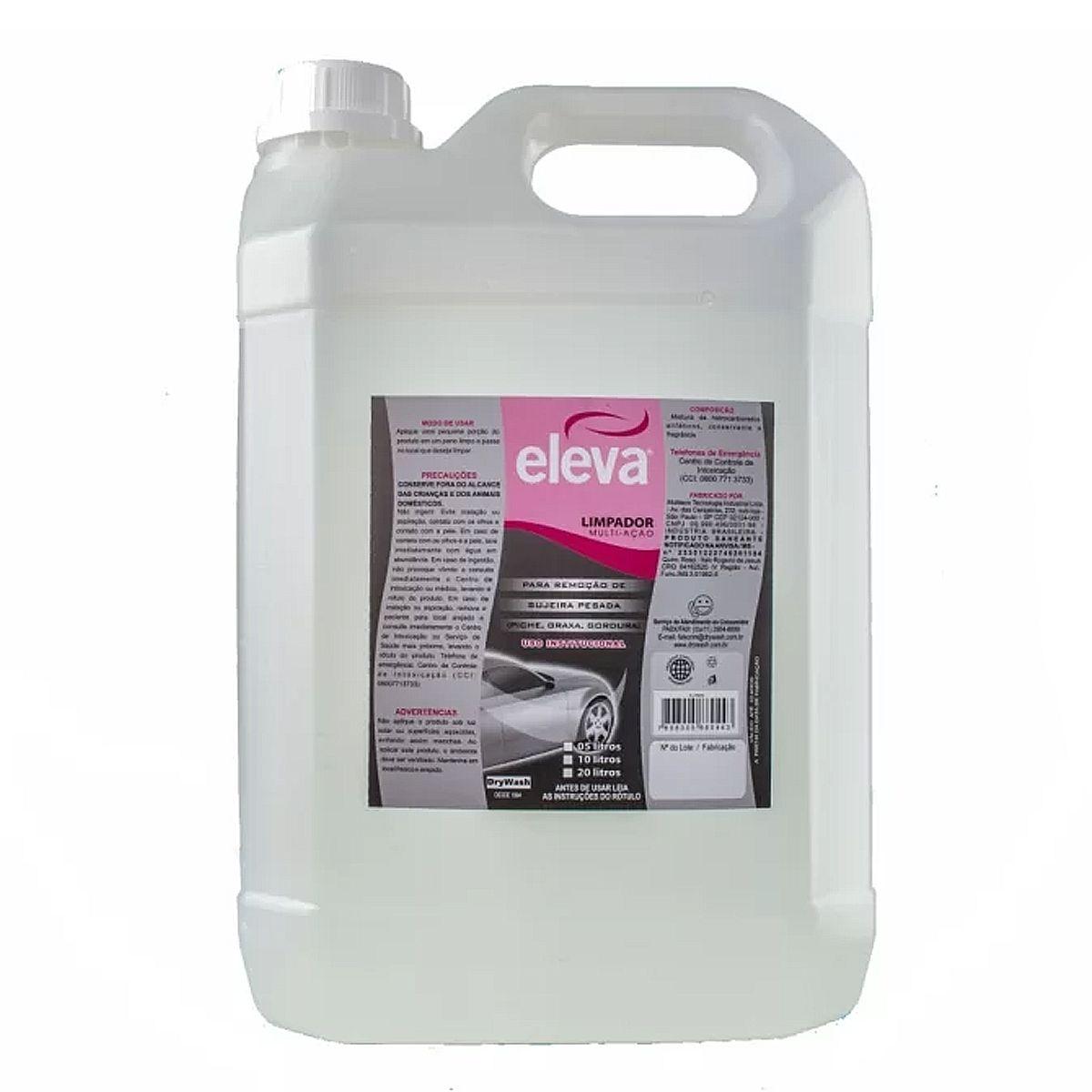 Limpador Multi Ação Eleva Drywash