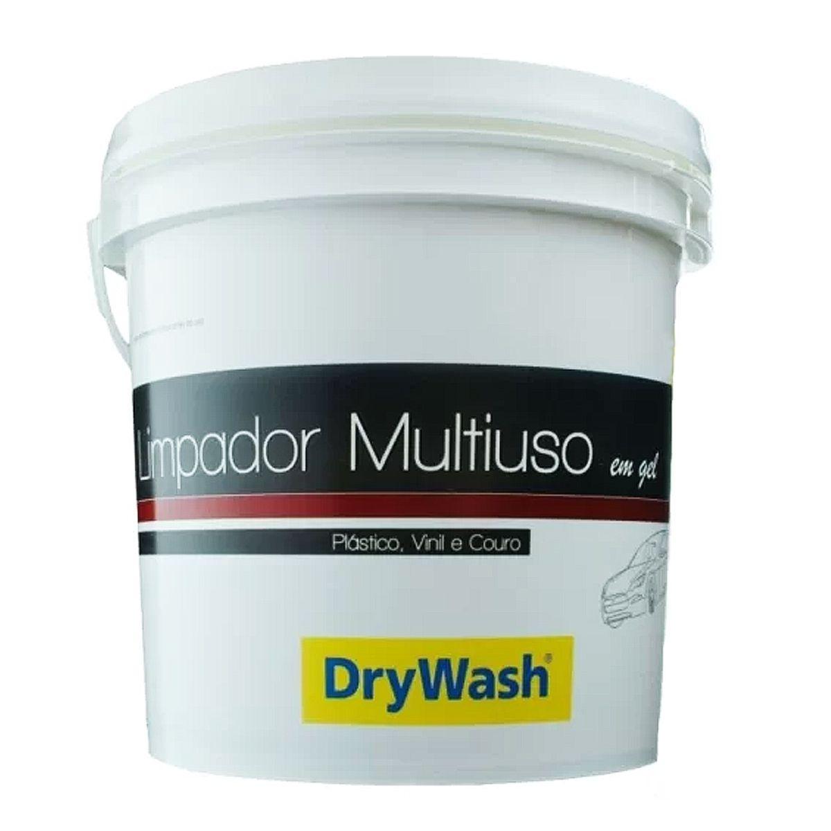 Limpador Multi Uso Gel Drywash 3 Kg