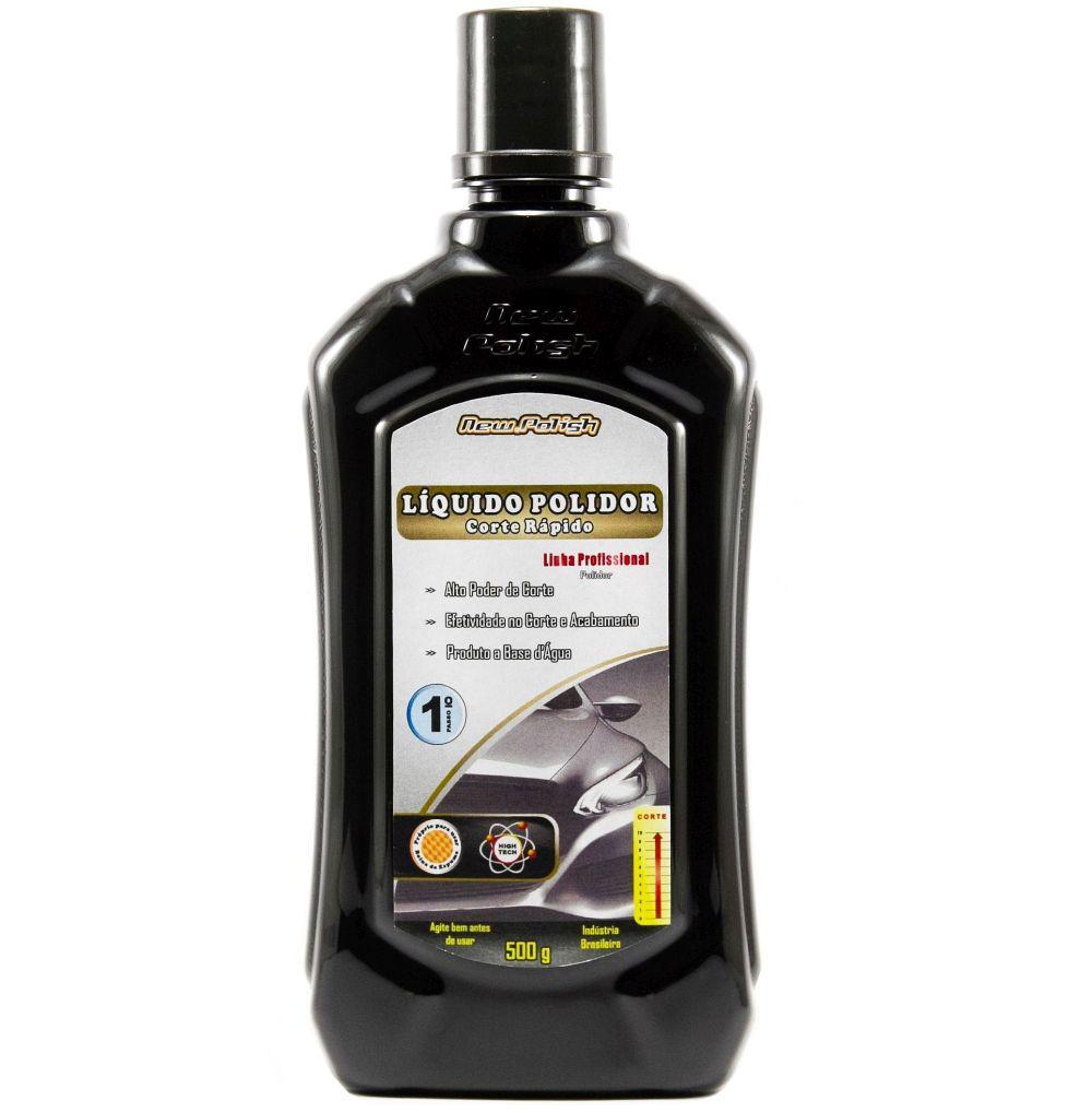 Liquido Polidor Corte Rapido 500g New Polish