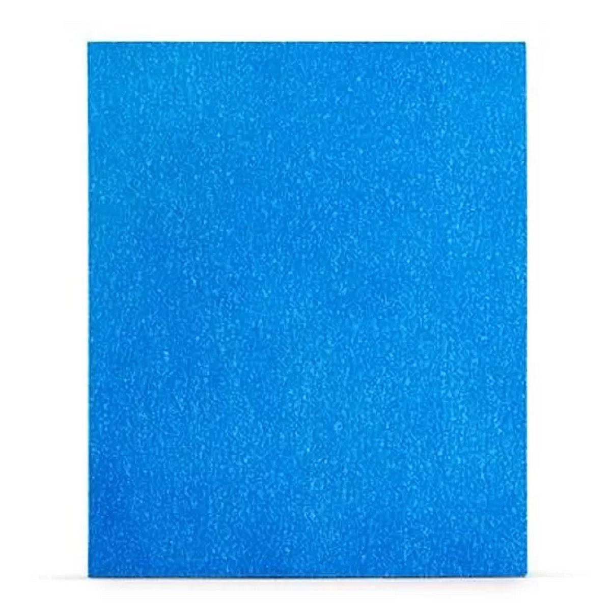 Lixa a Seco 338U Blue 800 225X275mm Unidade 3M