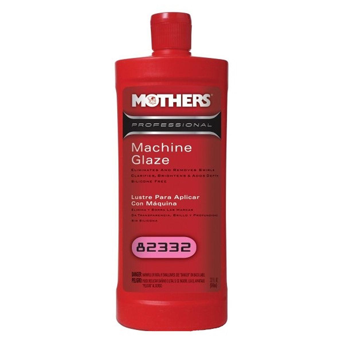 Lustrador Machine Glaze Mothers 946ml