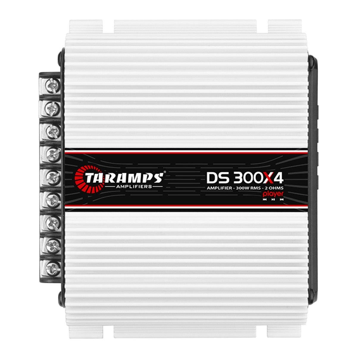 Módulo Amplificador DS 300x4 Player Taramps Class D 2 OHMS 4 Canais