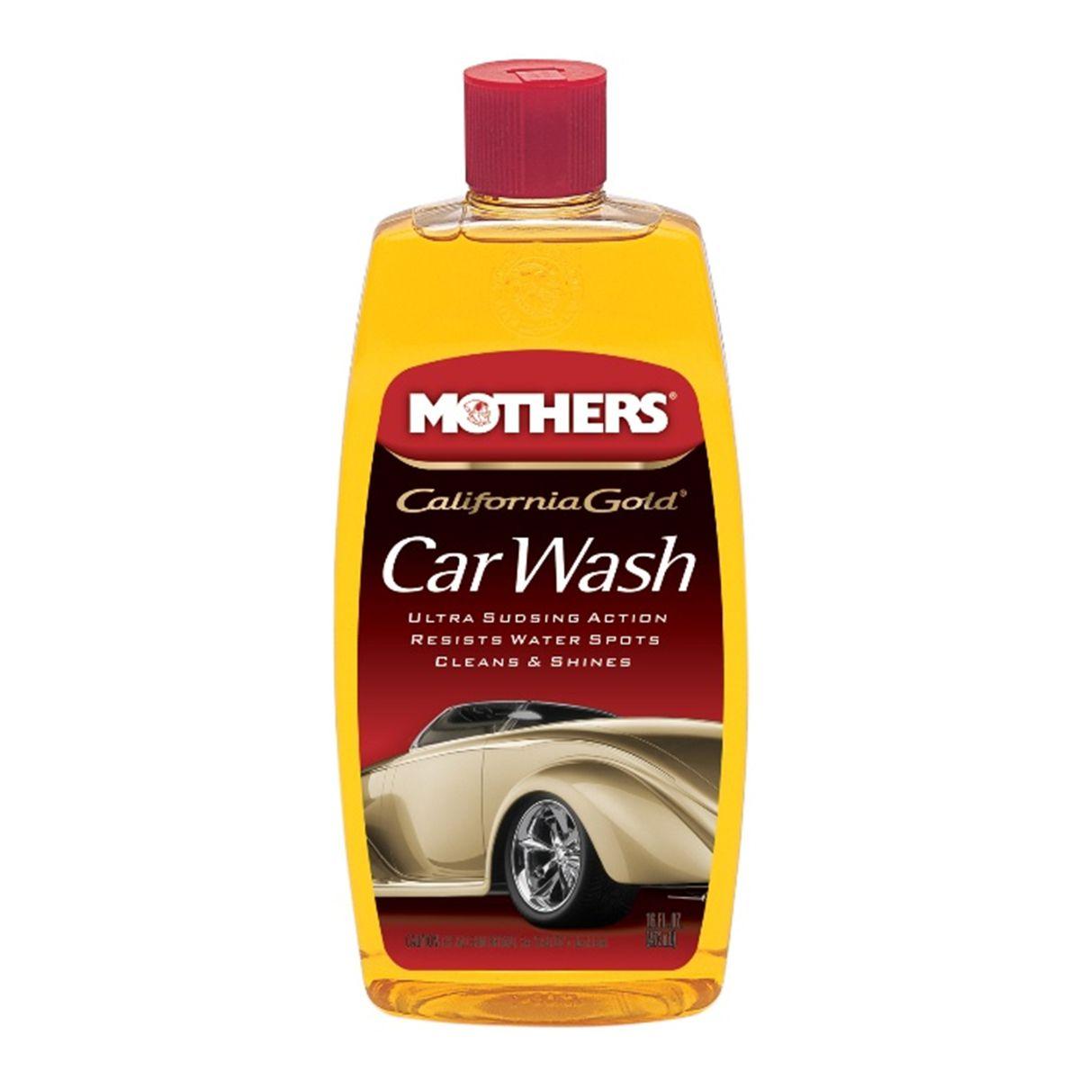 Mothers California Gold Car Wash / Shampoo Mothers 473 Ml
