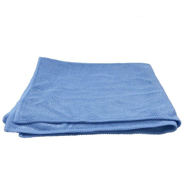 Pano de Microfibra para Secagem 48x88 Azul Mandala
