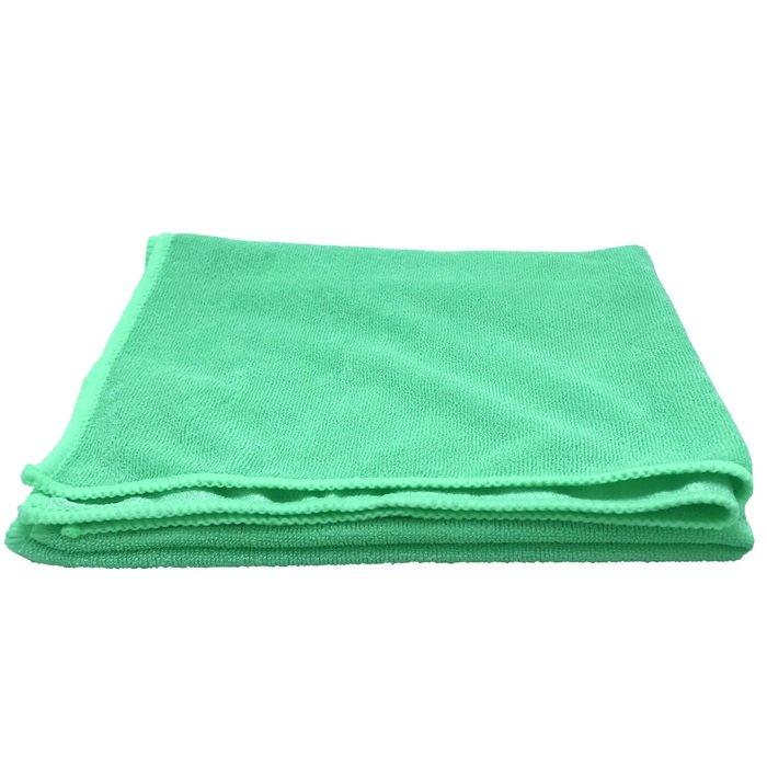 Pano de Microfibra para Secagem 48x88 Verde Mandala