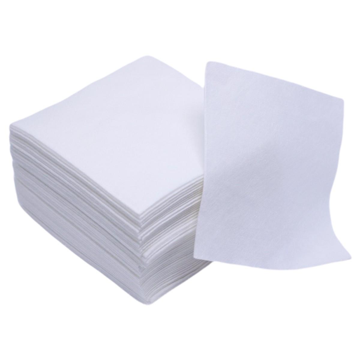 Pano Descartavel Wiper Obertech Liso Branco Ober 30cm x29cm 1 unidade
