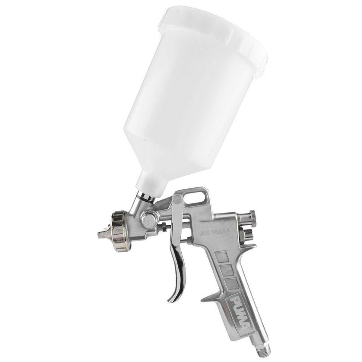 Pistola de Pintura AS162AA Gravidade HVLP Baixa Produção 1.5mm Puma