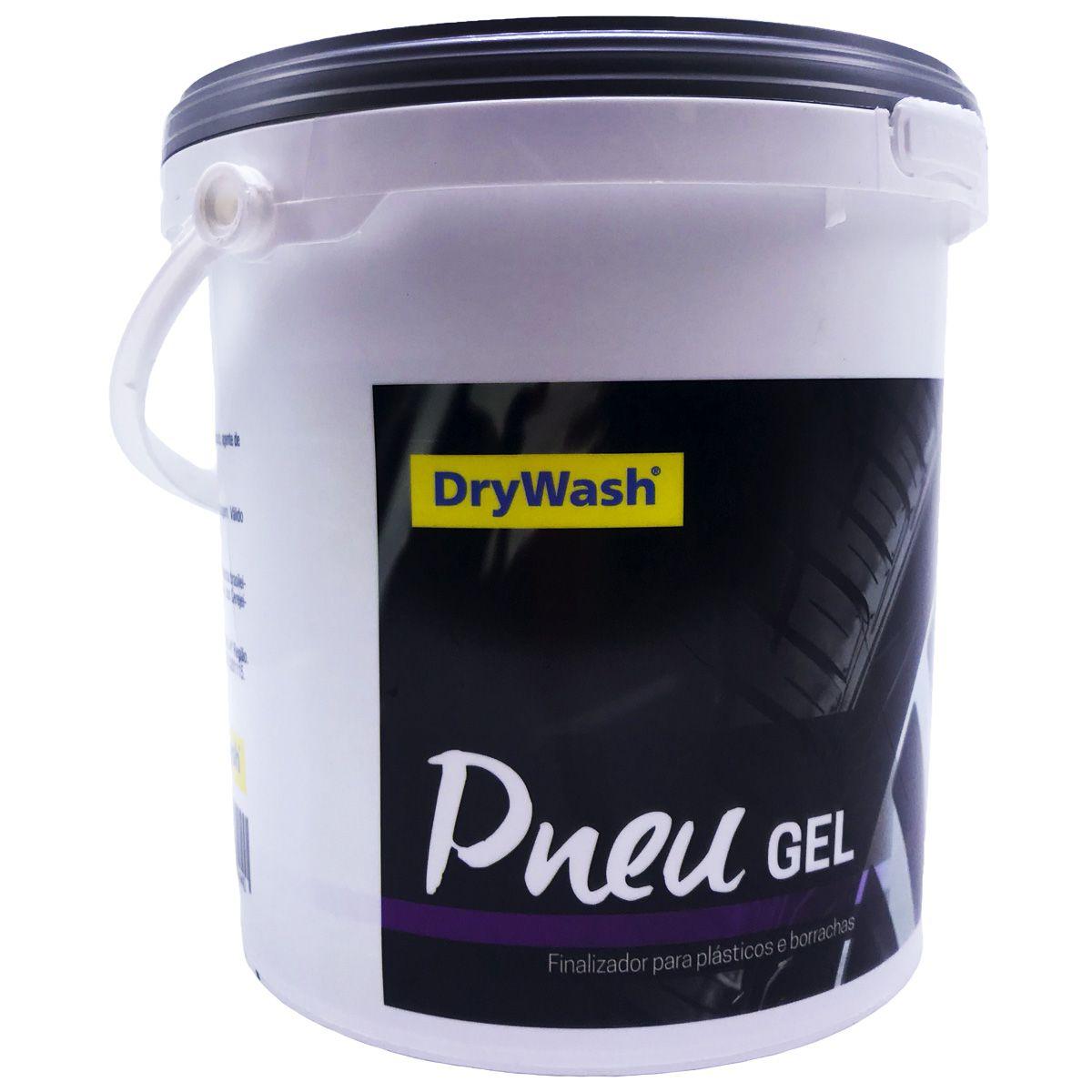 Pneu Gel Drywash 3Kg