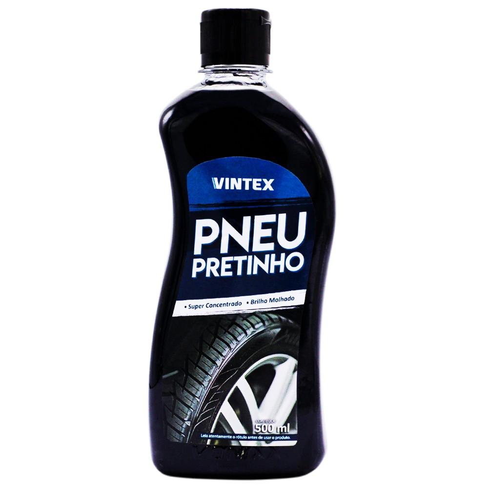 Pneu Pretinho 500ml Vintex by Vonixx