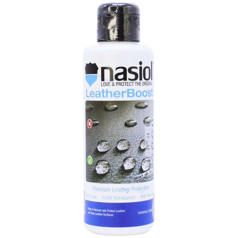Protetor de Couro Leather Boost 150ml Nasiol
