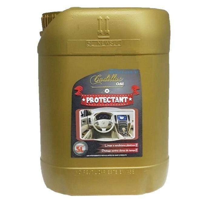 Protetor de Painel Protectant Vinyl e Rubber 5 Litros Cadillac