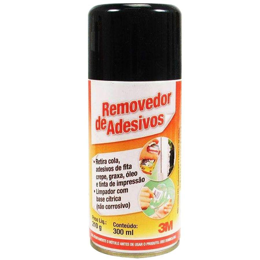 Removedor de Adesivo Spray 300ml - 3M