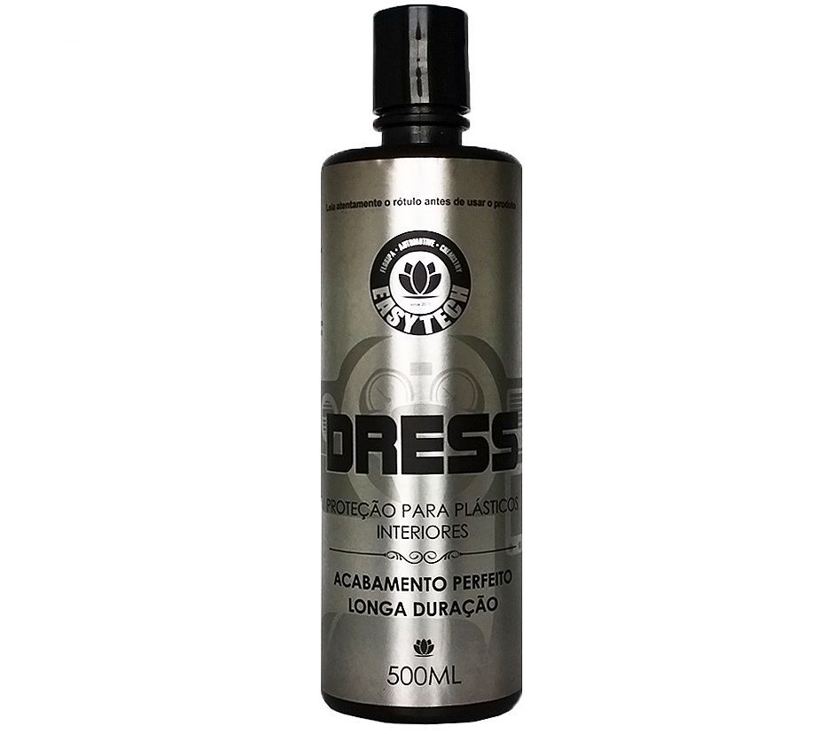 Renovador e Protetor de Plasticos Internos Dress 500ml EasyTech
